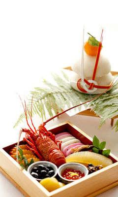 おせち料理イメージ画像